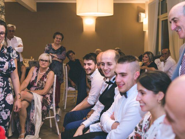 Il matrimonio di Fabio e Giada a Albano Sant'Alessandro, Bergamo 257