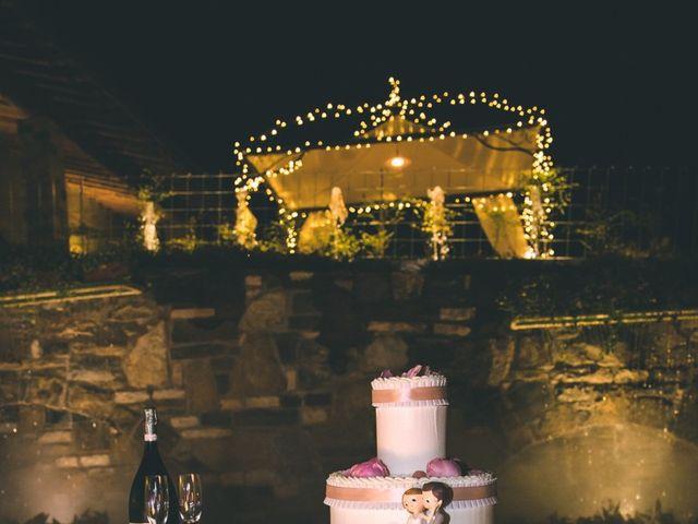 Il matrimonio di Fabio e Giada a Albano Sant'Alessandro, Bergamo 265