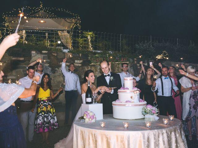 Il matrimonio di Fabio e Giada a Albano Sant'Alessandro, Bergamo 267