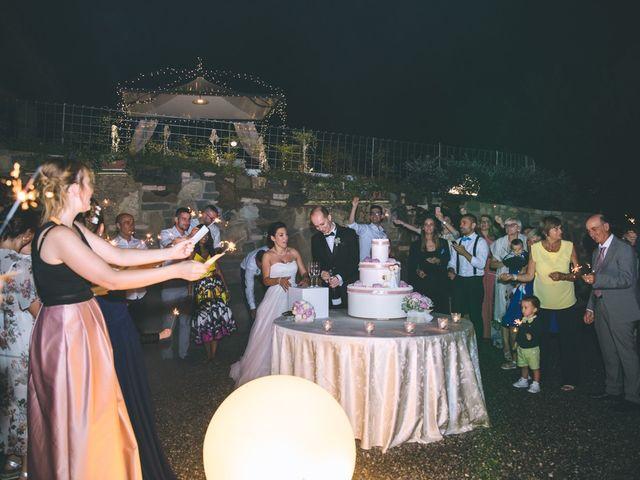Il matrimonio di Fabio e Giada a Albano Sant'Alessandro, Bergamo 268