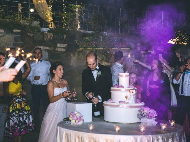 Il matrimonio di Fabio e Giada a Albano Sant'Alessandro, Bergamo 269