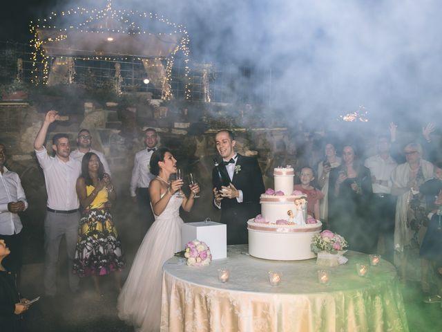 Il matrimonio di Fabio e Giada a Albano Sant'Alessandro, Bergamo 272
