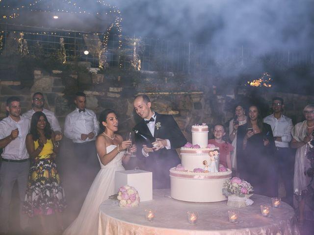 Il matrimonio di Fabio e Giada a Albano Sant'Alessandro, Bergamo 273