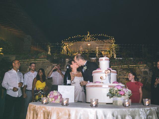 Il matrimonio di Fabio e Giada a Albano Sant'Alessandro, Bergamo 275