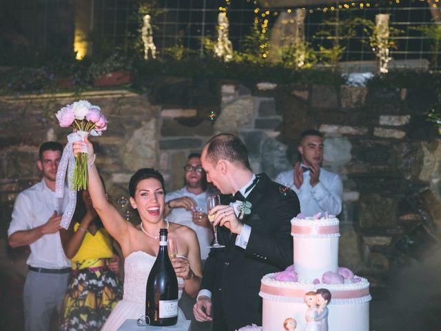 Il matrimonio di Fabio e Giada a Albano Sant'Alessandro, Bergamo 276
