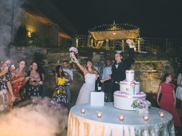 Il matrimonio di Fabio e Giada a Albano Sant'Alessandro, Bergamo 277