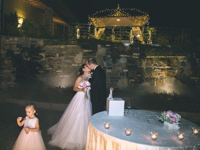 Il matrimonio di Fabio e Giada a Albano Sant'Alessandro, Bergamo 279