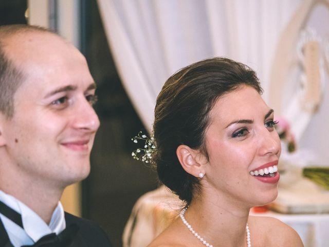Il matrimonio di Fabio e Giada a Albano Sant'Alessandro, Bergamo 292