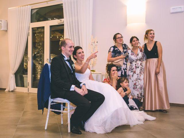 Il matrimonio di Fabio e Giada a Albano Sant'Alessandro, Bergamo 293