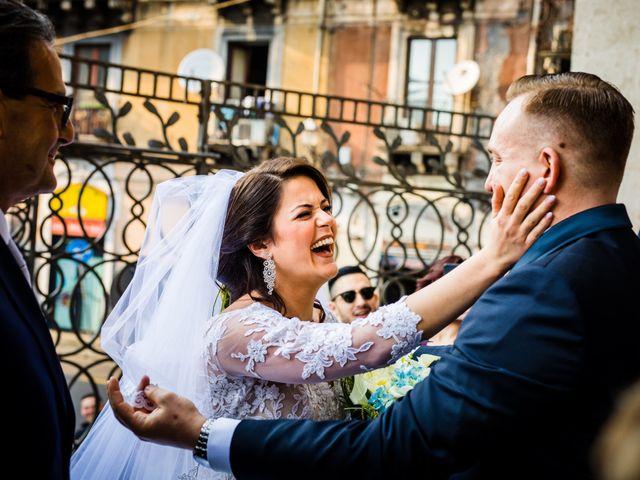 Il matrimonio di Nicholas e Noemi a Catania, Catania 8