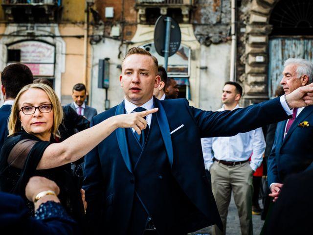 Il matrimonio di Nicholas e Noemi a Catania, Catania 10