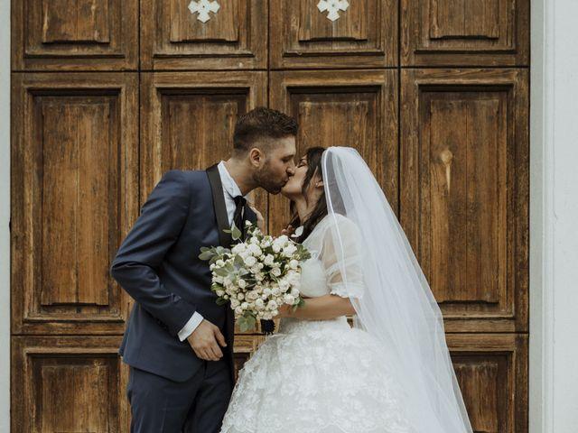 Il matrimonio di Massimo e Anna a Collebeato, Brescia 9