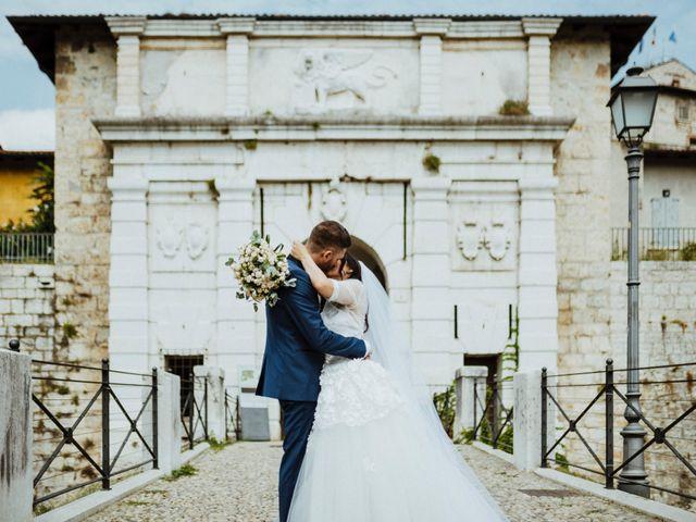 Il matrimonio di Massimo e Anna a Collebeato, Brescia 10