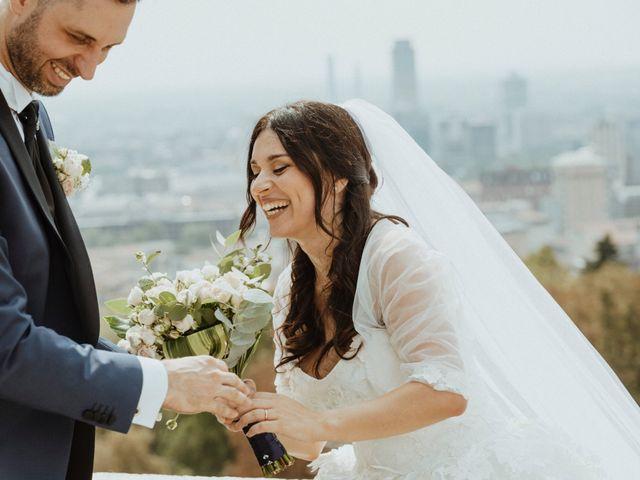 Il matrimonio di Massimo e Anna a Collebeato, Brescia 11