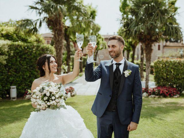 Il matrimonio di Massimo e Anna a Collebeato, Brescia 12