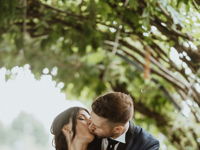 Il matrimonio di Massimo e Anna a Collebeato, Brescia 14