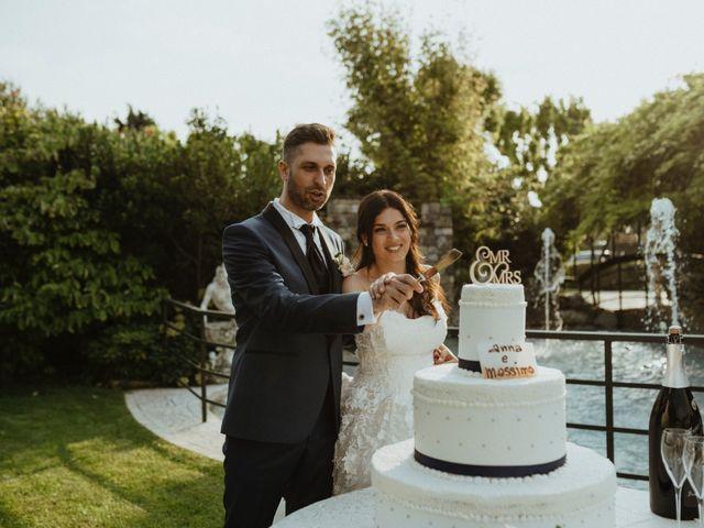 Il matrimonio di Massimo e Anna a Collebeato, Brescia 16