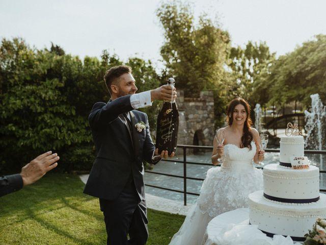 Il matrimonio di Massimo e Anna a Collebeato, Brescia 17