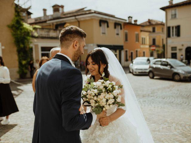 Il matrimonio di Massimo e Anna a Collebeato, Brescia 25