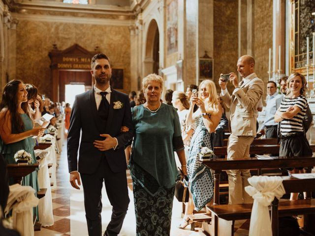 Il matrimonio di Massimo e Anna a Collebeato, Brescia 26