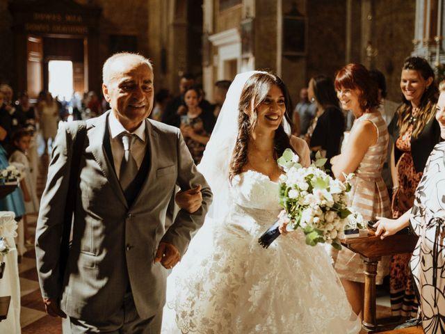 Il matrimonio di Massimo e Anna a Collebeato, Brescia 27