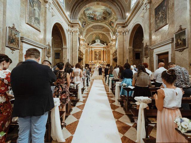 Il matrimonio di Massimo e Anna a Collebeato, Brescia 30