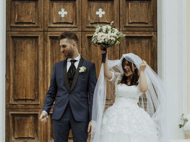 Il matrimonio di Massimo e Anna a Collebeato, Brescia 31