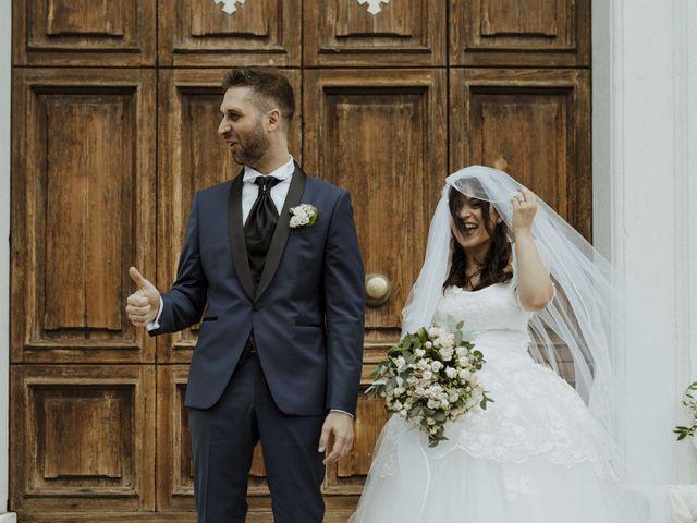 Il matrimonio di Massimo e Anna a Collebeato, Brescia 32