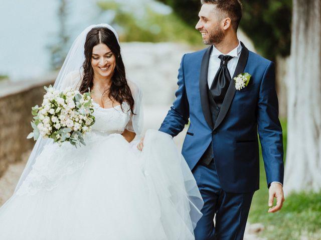 Il matrimonio di Massimo e Anna a Collebeato, Brescia 36