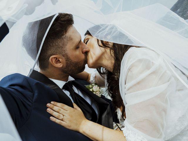 Il matrimonio di Massimo e Anna a Collebeato, Brescia 37