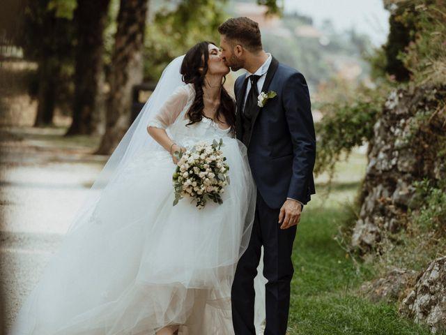Il matrimonio di Massimo e Anna a Collebeato, Brescia 38