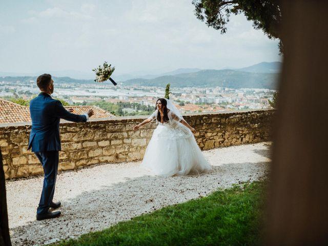 Il matrimonio di Massimo e Anna a Collebeato, Brescia 39