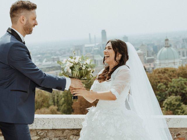 Il matrimonio di Massimo e Anna a Collebeato, Brescia 40