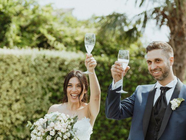 Il matrimonio di Massimo e Anna a Collebeato, Brescia 42
