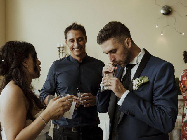 Il matrimonio di Massimo e Anna a Collebeato, Brescia 43