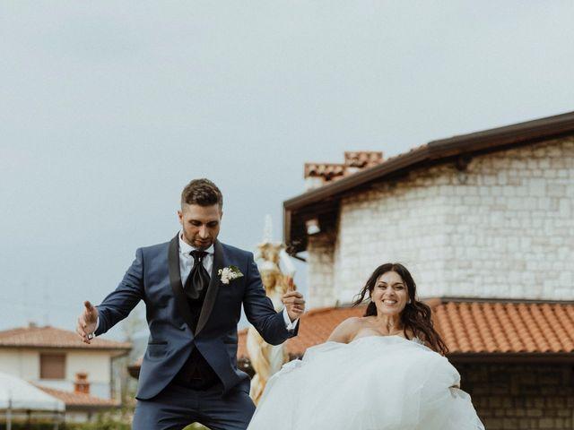 Il matrimonio di Massimo e Anna a Collebeato, Brescia 44