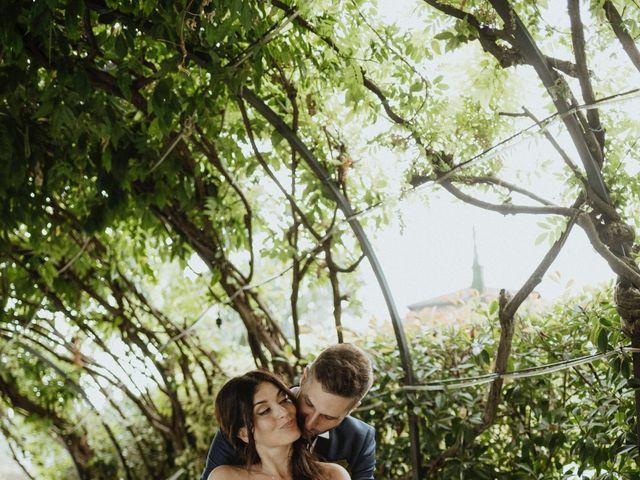 Il matrimonio di Massimo e Anna a Collebeato, Brescia 46