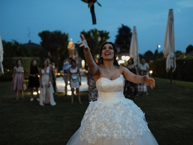 Il matrimonio di Massimo e Anna a Collebeato, Brescia 49
