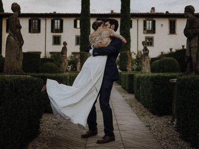 Le nozze di Kate e Roland