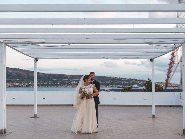 Il matrimonio di Mario e Mirella a Messina, Messina 8