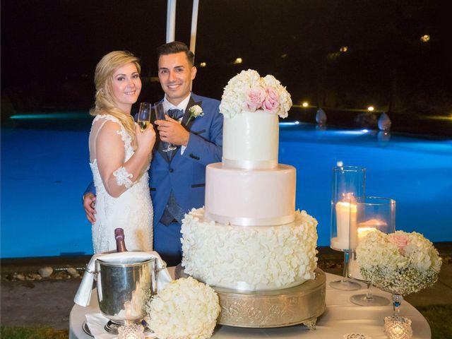 Le nozze di Francesco e Adele