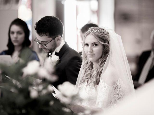 Il matrimonio di Luca e Serena a Cesano Maderno, Monza e Brianza 12