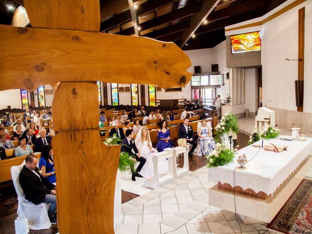 Il matrimonio di Luca e Serena a Cesano Maderno, Monza e Brianza 14