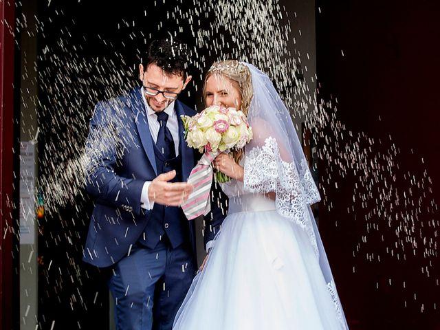 Il matrimonio di Luca e Serena a Cesano Maderno, Monza e Brianza 17