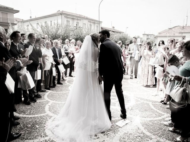 Il matrimonio di Luca e Serena a Cesano Maderno, Monza e Brianza 18