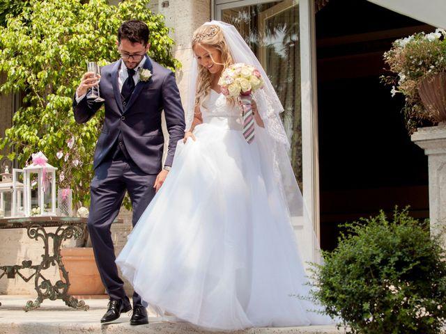 Il matrimonio di Luca e Serena a Cesano Maderno, Monza e Brianza 22