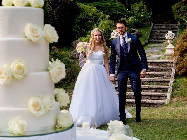 Il matrimonio di Luca e Serena a Cesano Maderno, Monza e Brianza 29