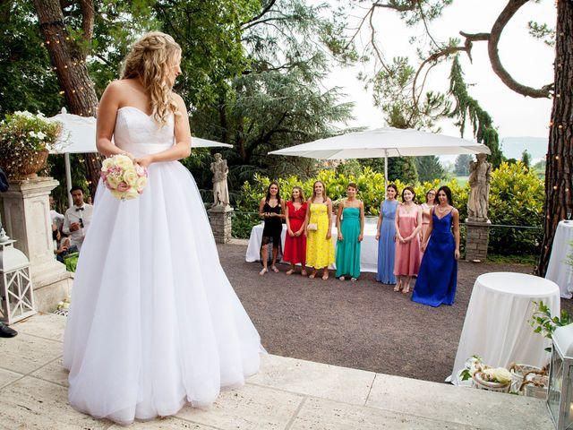 Il matrimonio di Luca e Serena a Cesano Maderno, Monza e Brianza 35