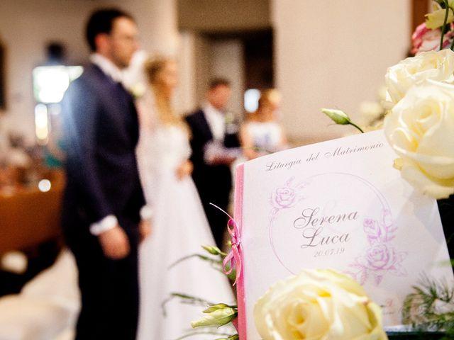 Il matrimonio di Luca e Serena a Cesano Maderno, Monza e Brianza 16