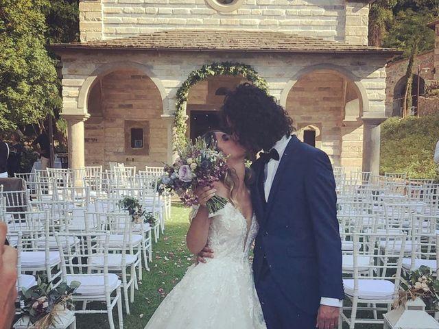 Il matrimonio di Andrea  e Rossella  a Buti, Pisa 4